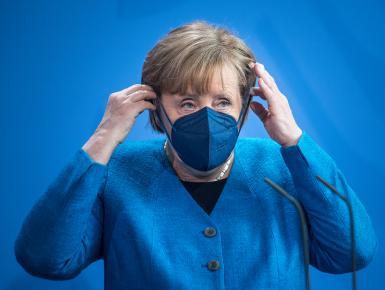 德国总理默克尔重申反对取消新冠疫苗专利保护