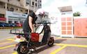 """江门鹤山市正式启动电动自行车""""智能充电+换电柜""""试点"""