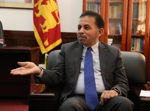 斯里兰卡驻华大使:帕利塔·科霍纳