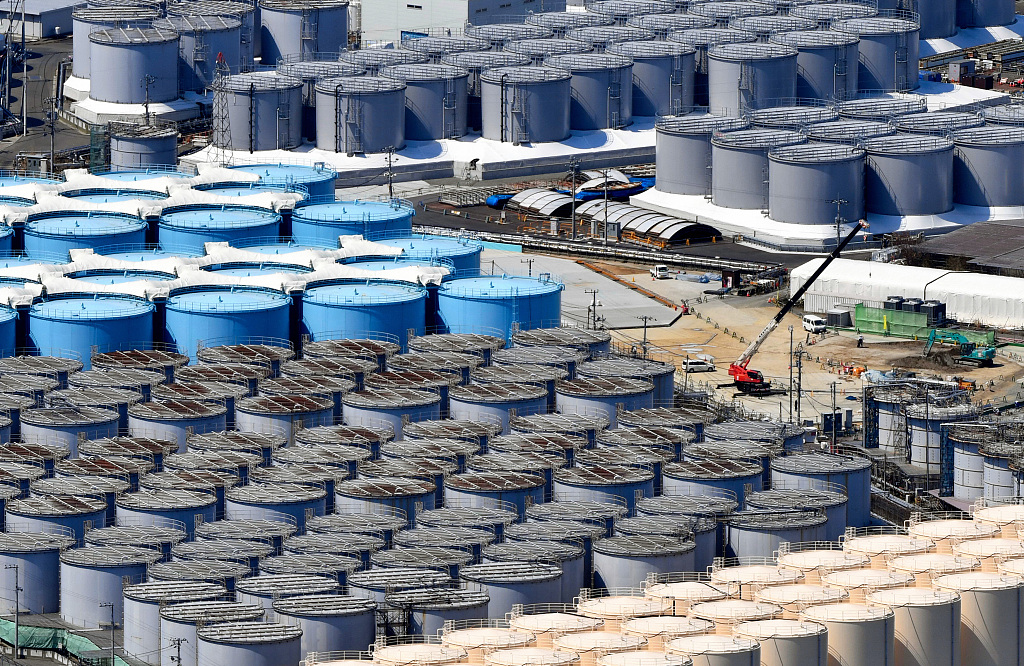 日本东电承认福岛发生核废物泄漏 部分放射性物质或已入海