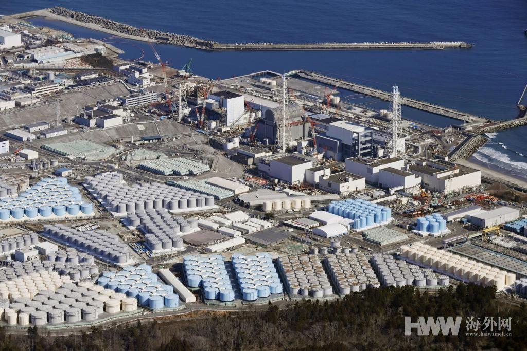 日本福岛核电站再次发现核废弃物泄漏 浓度超标76倍