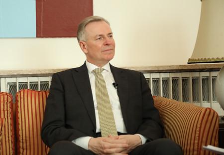 奥地利驻华大使:石迪福