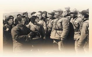 波澜壮阔的战争史诗片《南征北战》