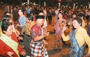 【我的侨乡·我的家㉖】东南亚归侨:家门口跳起印尼舞
