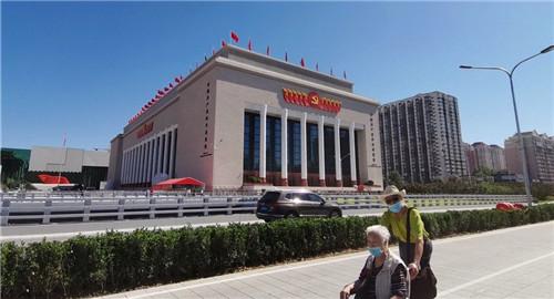 中国共产党历史展览馆正式亮相 气势恢宏