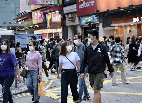 香港现首例社区变异新冠病例 其家中冻肉上发现病毒