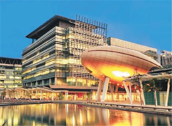 香港金融科技产业发展添翼