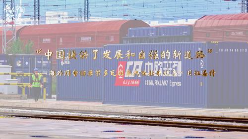 """【我在中国当大使】""""中国提供了发展和自强的新道路"""""""