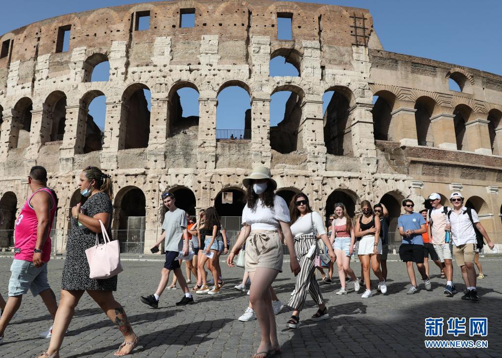意大利新冠疫情实现全国范围低风险