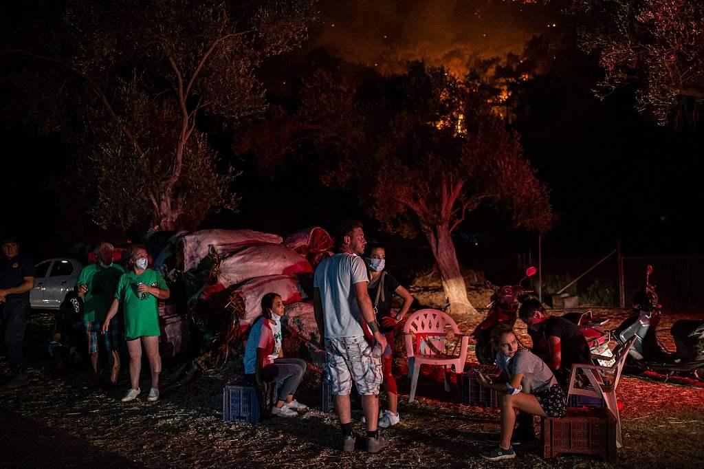连烧5天 土耳其山火灾害造成的遇难人数已升至8人