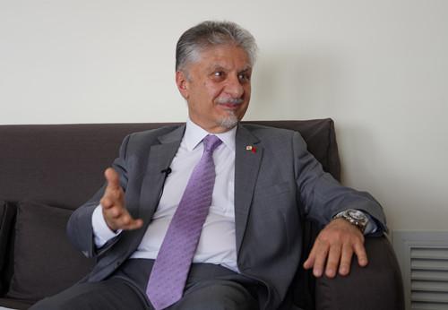 塞浦路斯驻华大使:安东尼斯·图马齐斯