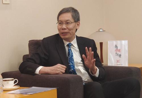 新加坡驻华大使:吕德耀