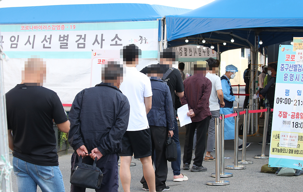 韩国本轮疫情预计本月将达峰值