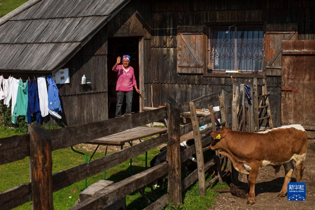 探秘斯洛文尼亚古老高原牧场