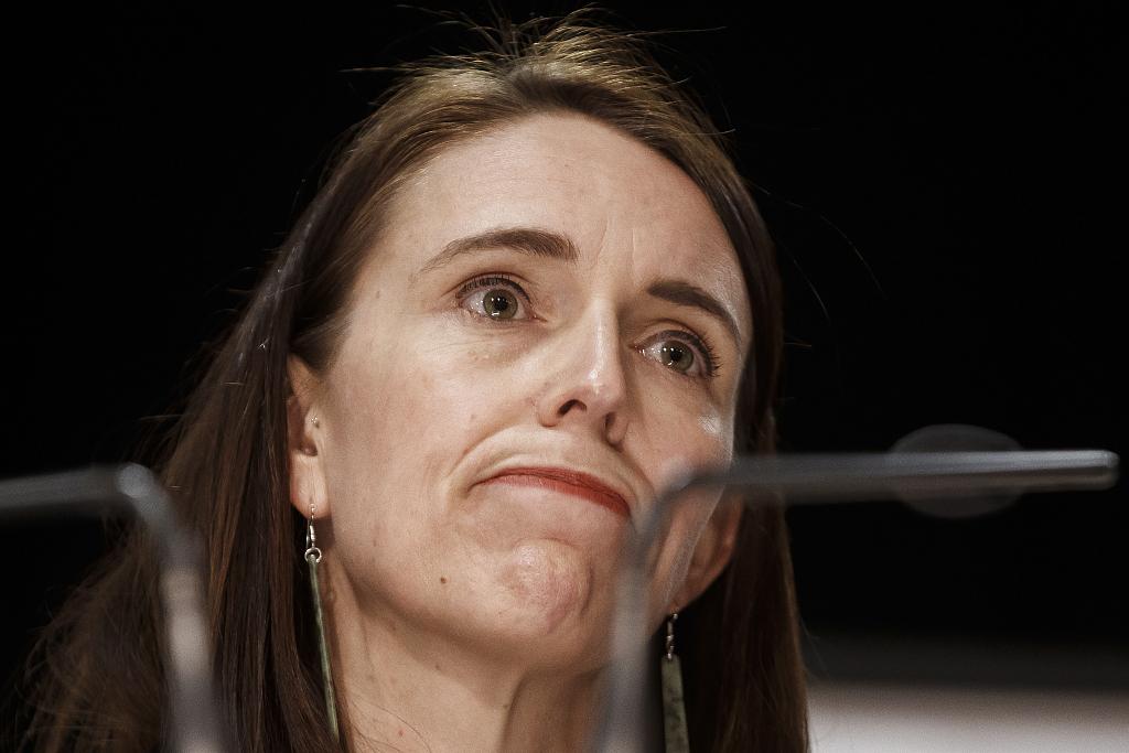 新西兰超市恐袭案致7人伤 总理宣布制定更严反恐法