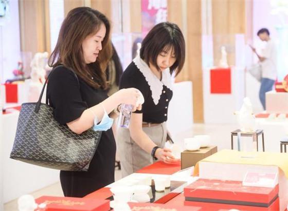 300余件闽港澳台及海外艺术家陶瓷作品在福州展出
