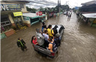 台风致菲律宾12000人受灾