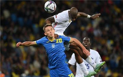 世預賽歐洲區綜合:法國平烏克蘭,荷蘭、以色列大勝
