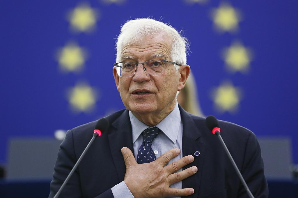"""欧盟外交官员:除了与塔利班对话外""""别无选择"""""""