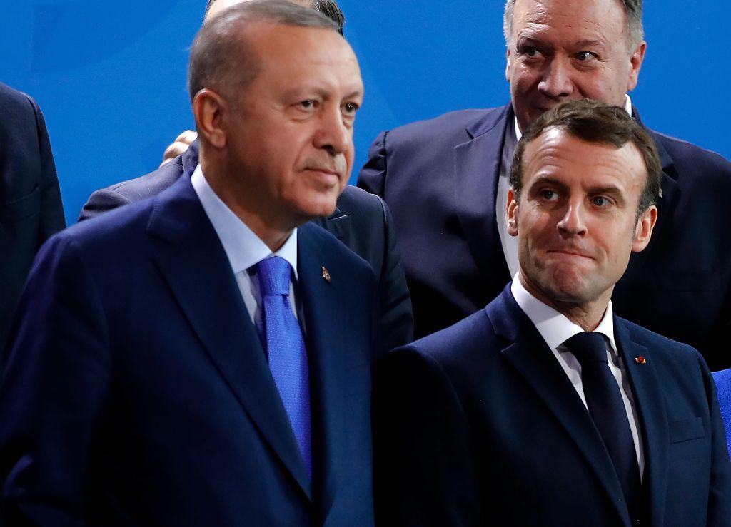 """法国、土耳其总统频频打嘴仗,十几名法国学者""""躺枪""""或丢饭碗"""