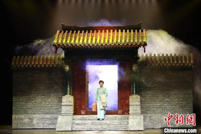 曹禺名作《北京人》再由北京曲剧全新演绎 北京曲剧团供图