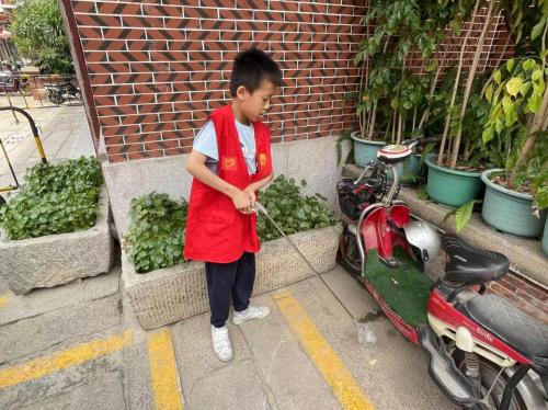 福建泉州:青春点亮文明 志愿聚力创城440.png