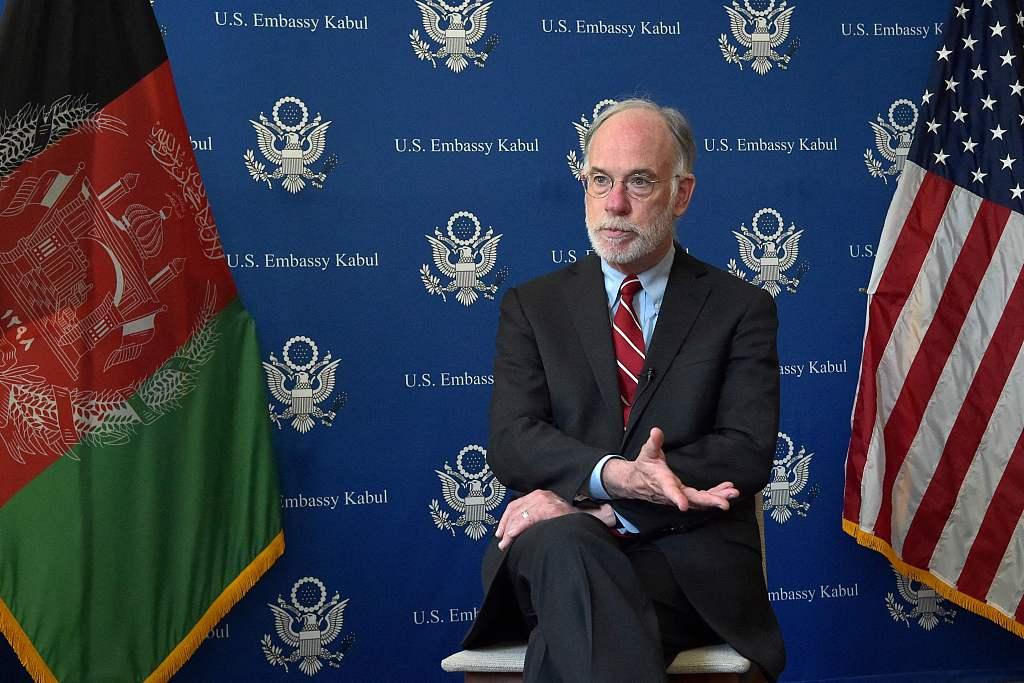 美国驻阿富汗大使馆暴发疫情 逾百人感染1人死亡
