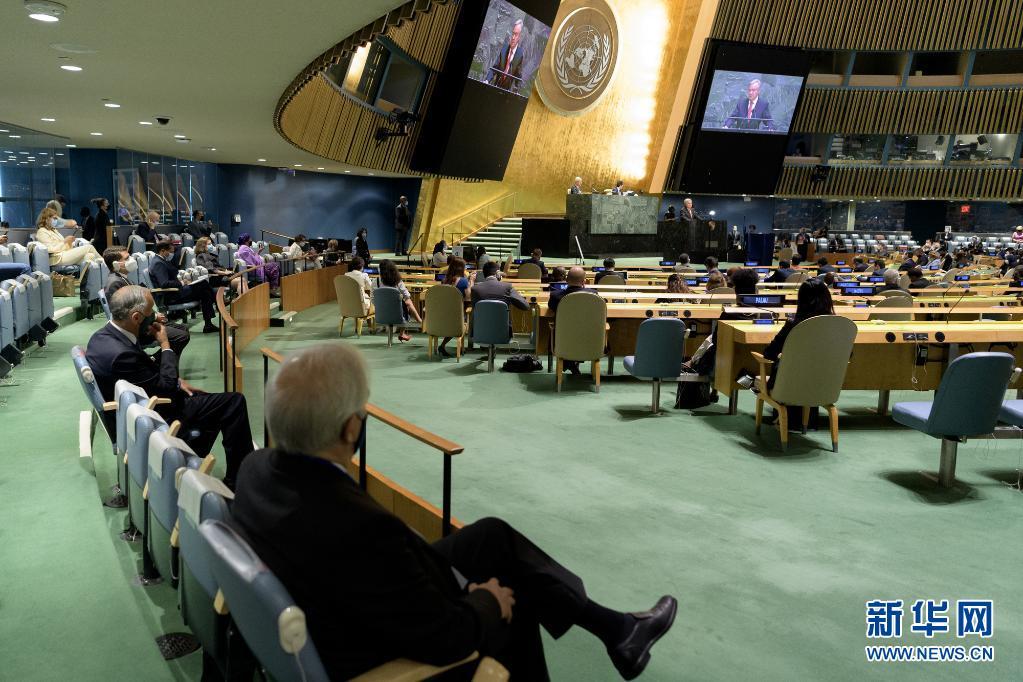古特雷斯再次被任命为联合国秘书长