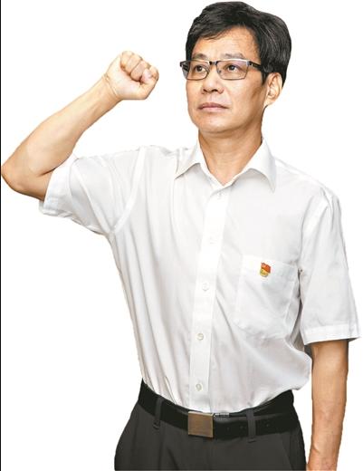 """百事注册:抗疫先进个人""""广东德叔""""张忠德 :病"""