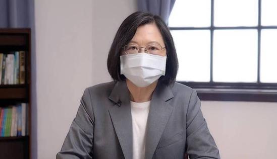 """港台腔:必须警惕揭露民进党当局的谋""""独""""把戏"""
