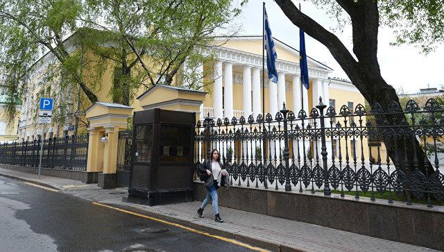回击!俄罗斯议员称俄将对等驱逐2名希腊外交官
