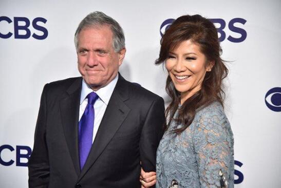CBS总裁被曝性侵6名女性 华裔妻子力挺:他很忠诚