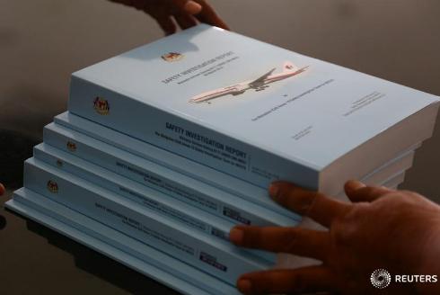 MH370客机调查报告