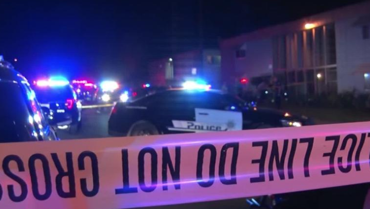 美国加州圣伯纳迪诺突发枪击案 致8人受伤