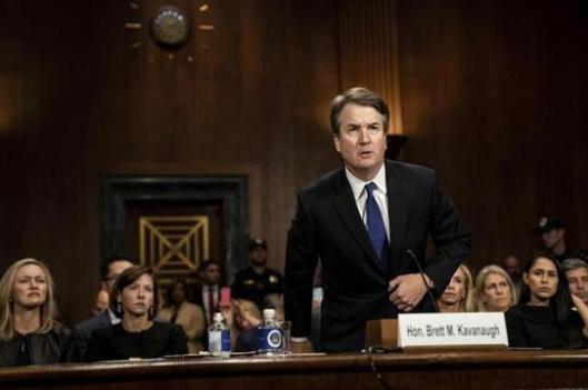 涉性侵大法官能否获任命?美参议院关键投票通过