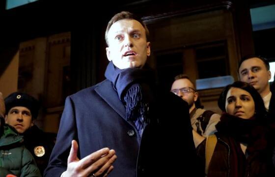 普京最大政敌获释出狱 扬言将继续对抗克里姆林宫