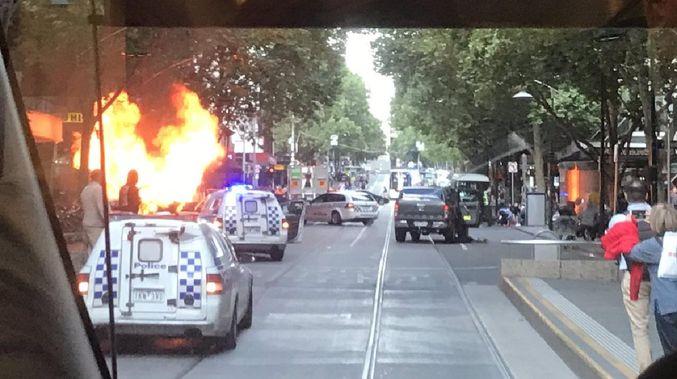 澳警方:将墨尔本持刀伤人事件当做恐袭处理