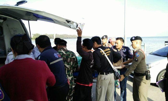 中国游客在泰国被大浪卷走 不幸溺水身亡