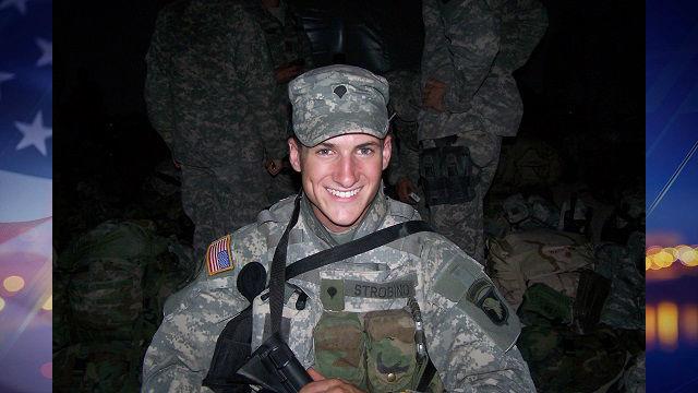 斯特罗比诺曾在伊拉克执行任务