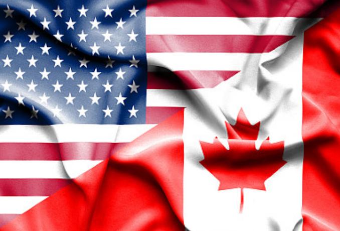 加拿大日前在美加边境逮捕5名美国渔民。(图源:视觉中国)