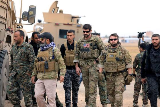 特朗普政府计划立刻从叙利亚撤军