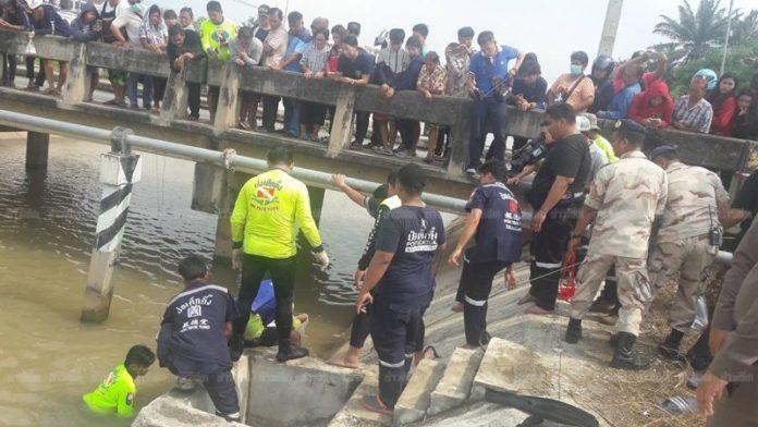3名中国男子在泰国遇车祸坠河 仅1人确认生还
