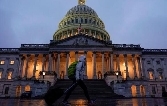 美国政府停摆进入第22天 创史上最长关门纪录