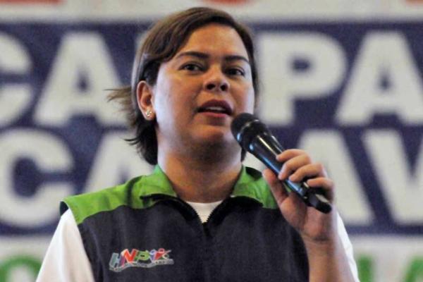 萨拉·杜特尔特(图:《菲律宾星报》网站)