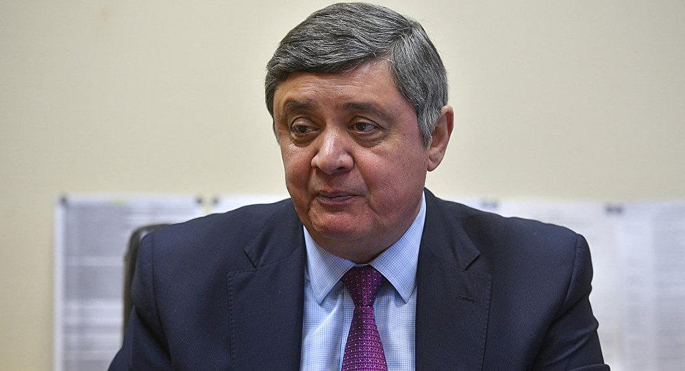 巴基斯坦外长库雷希(俄罗斯卫星通讯社)