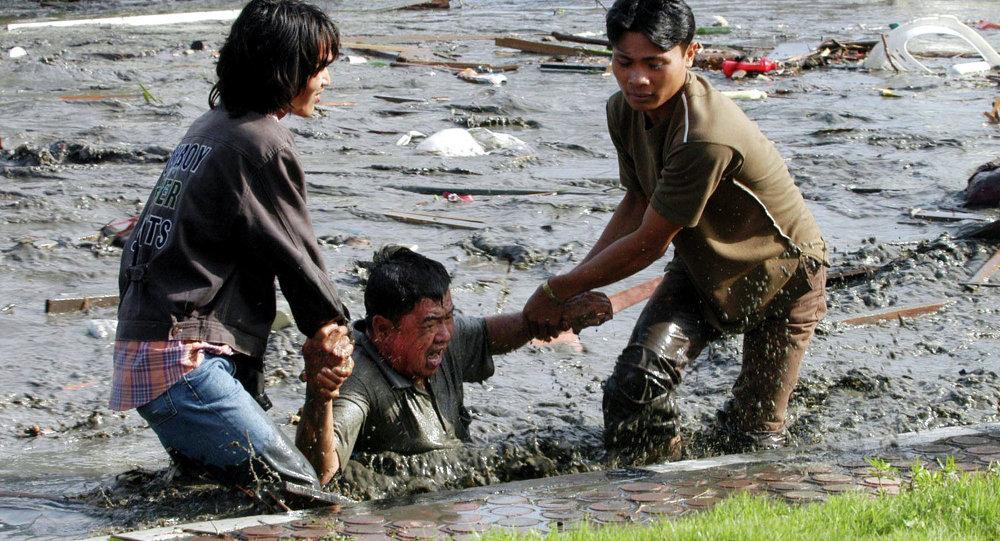 快讯!印度尼西亚山洪暴发 至少造成42人死亡