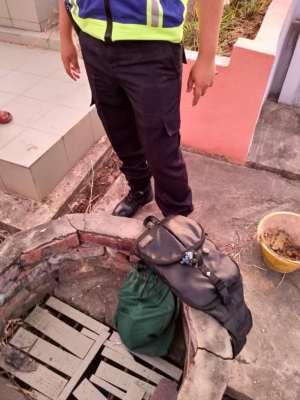 马来西亚一华裔墓地身亡 俩小孩玩耍时发现尸体