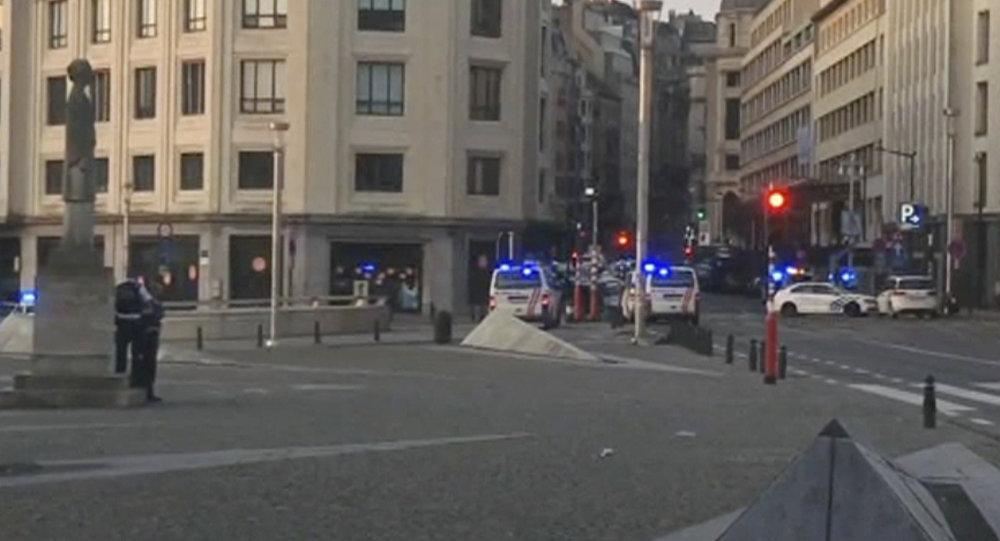 比利时首都受到炸弹威胁 欧盟总部40余人撤出