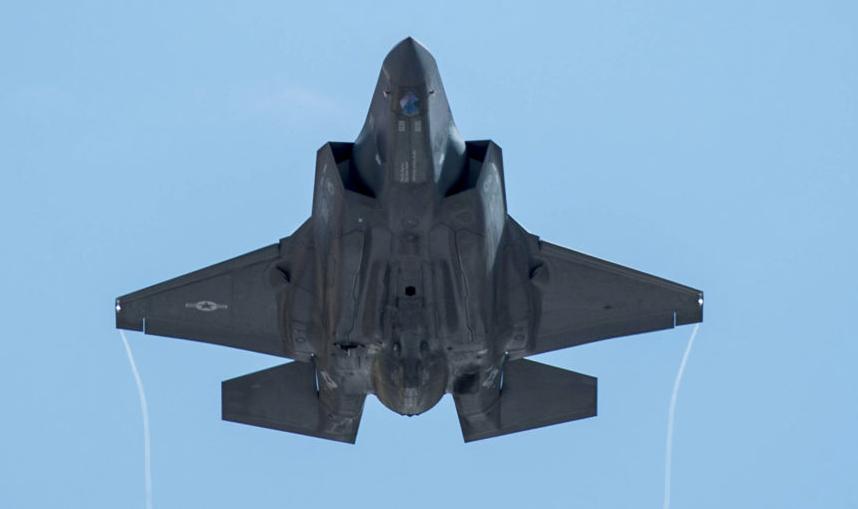 F-35A(来源:美国空军)