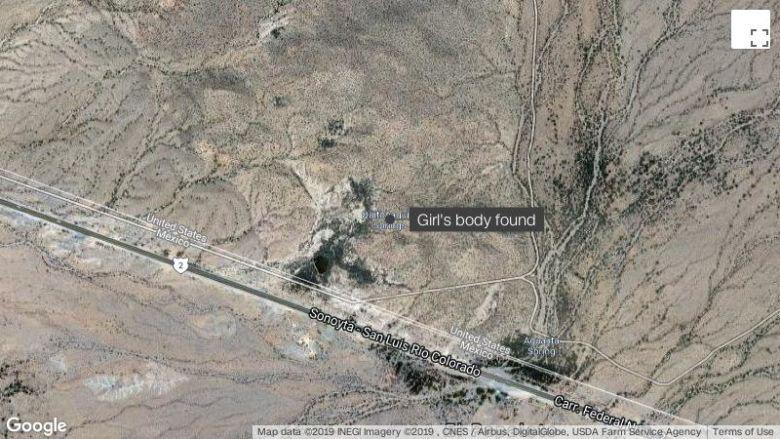 美国边境附近现6岁印度女孩遗体 死因为高温